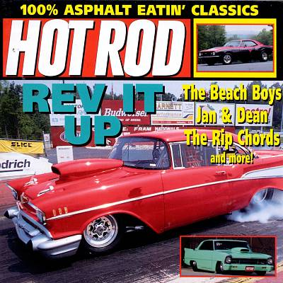 Hot Rod: Rev It Up