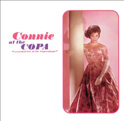 Connie at the Copa