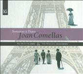 Joan Comellas: Sonatas de Paris
