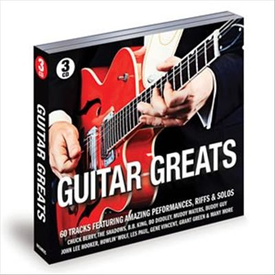Guitar Greats [My Generation Music]