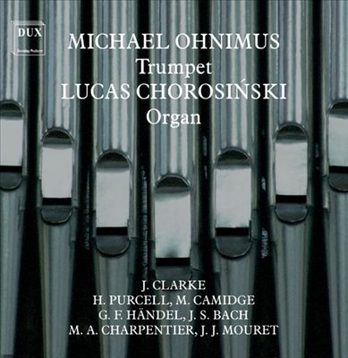 M.A. Charpentier, J.J. Mouret; G.F. Händel; J.S. Bach; H. Purcell; M. Camidge; J. Clarke