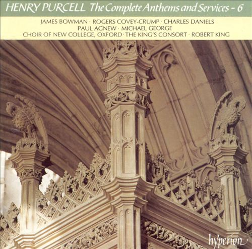Henry Purcell: The Complete Anthems & Services, Vol. 6