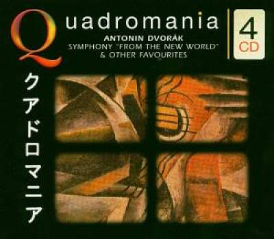 Dvorak: Symphony No. 9 'From the New World'; Slavonic Dances; Etc [Germany]