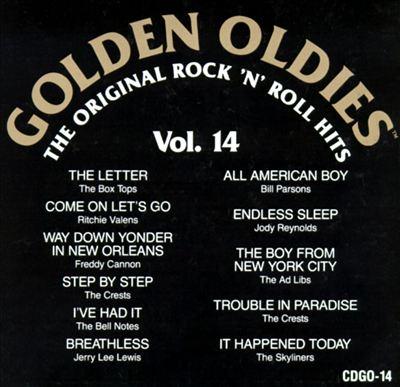 Golden Oldies, Vol. 14 [Original Sound]