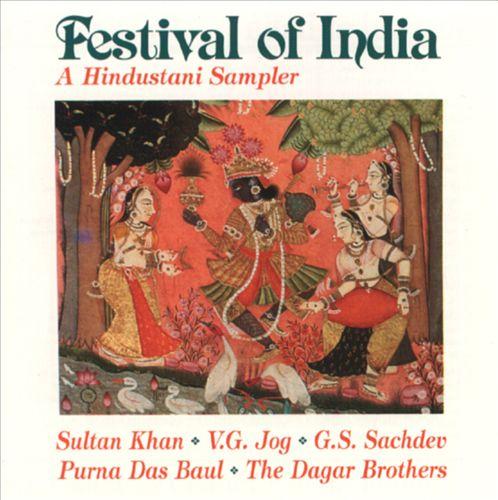 Festival of India: A Hindustani Sampler