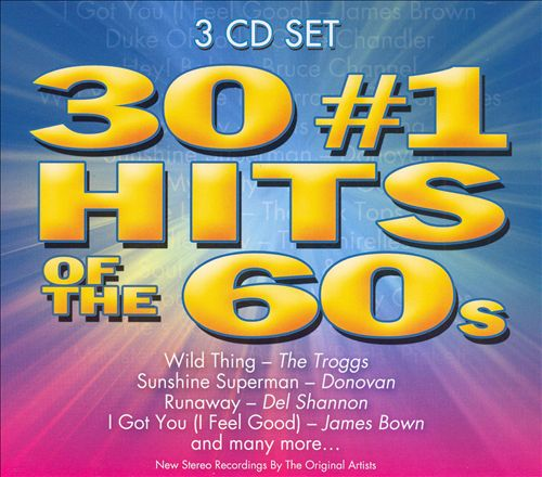 30 #1 Hits of the 60s
