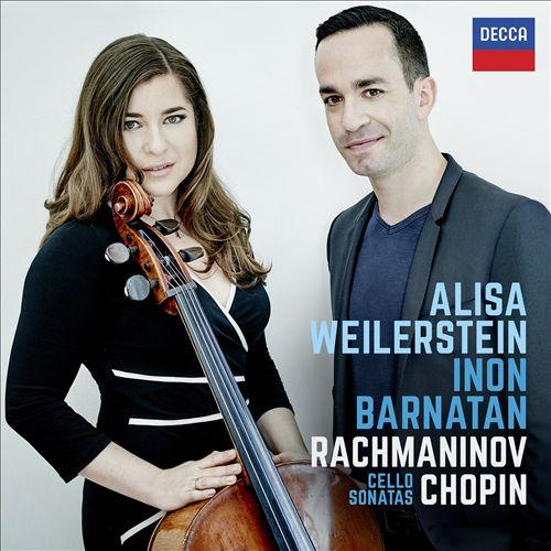 Rachmaninov, Chopin: Cello Sonatas
