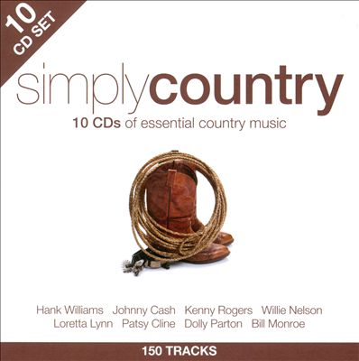 Simply Country [2012]
