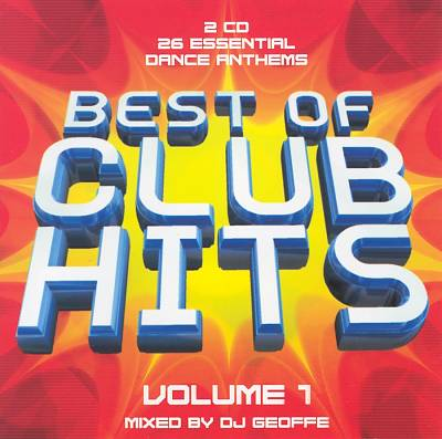 Best of Club Hits, Vol. 1
