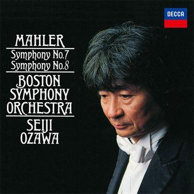 Mahler: Symphony No. 7; Symphony No. 8