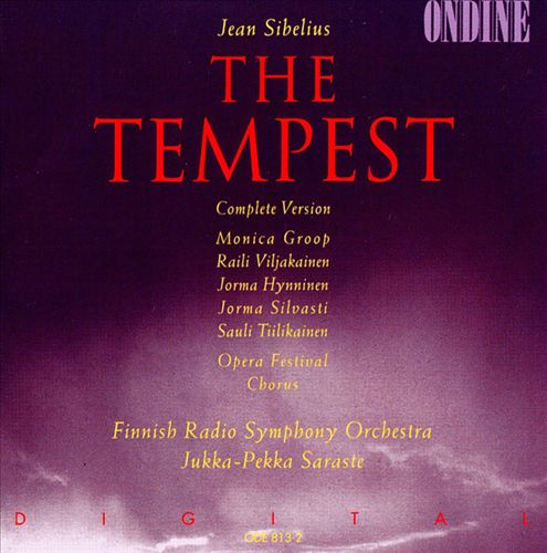 Sibelius: The Tempest
