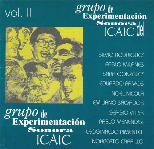 Grupo de Xperimentacion: Sonora del Icaic, Vol. 2