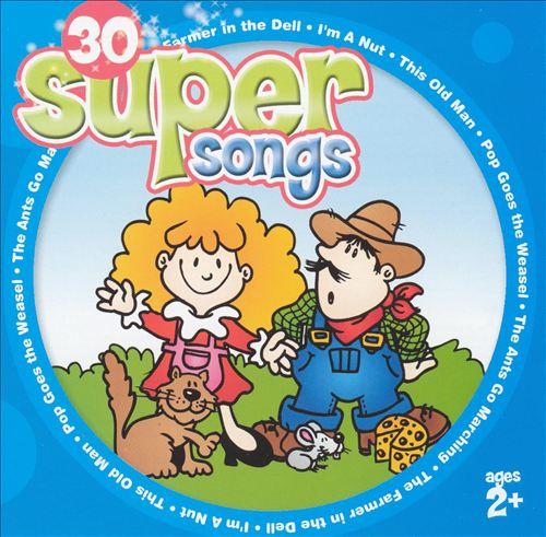 Superbudget Kids: Super Songs