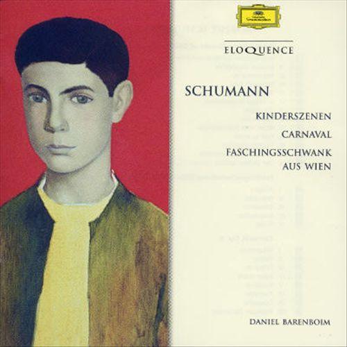 Schumann: Kinderszenen; Carnaval; Faschingsschwenk aus Wien [Australia]