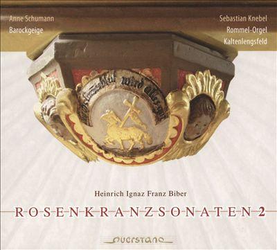 Heinrich Ignaz Franz Biber: Rosenkranzsonaten 2