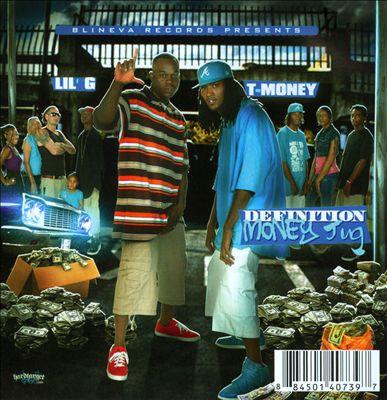 Definition Money Jug