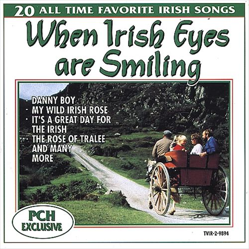 When Irish Eyes Are Smiling: 20 All Time