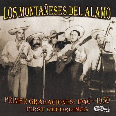 First Recordings, 1940-1950