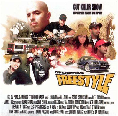 Cut Killer Show Presente: Operation Freestyle
