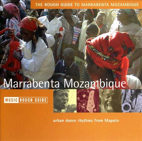 The Rough Guide to Marrabenta Mozambique