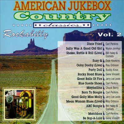 American Jukebox Country Classics, Vol. 2: Rockabilly