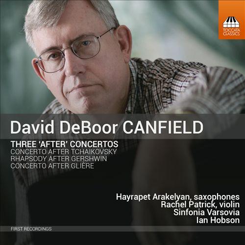 David DeBoor Canfield: Three