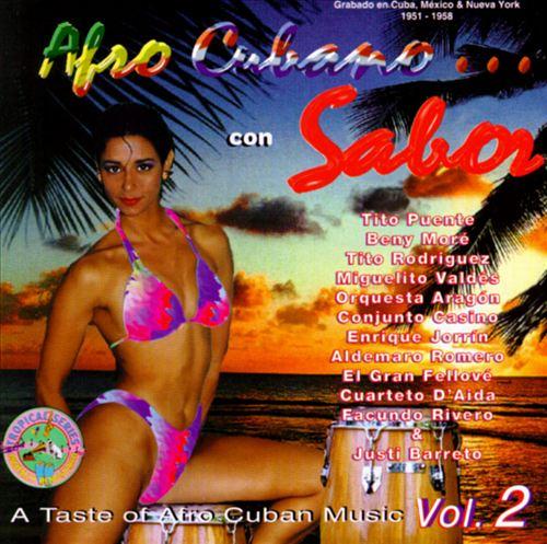 Afro Cubano Con Sabor, Vol. 2