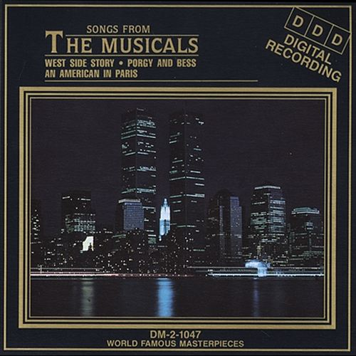 Songs from the Musicals: West Side Story