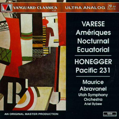 Varese/Honegger