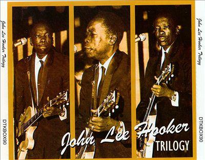 John Lee Hooker [Dressed To Kill]