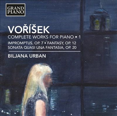 Jan Vaclav Vorisek: Piano Works, Vol. 1
