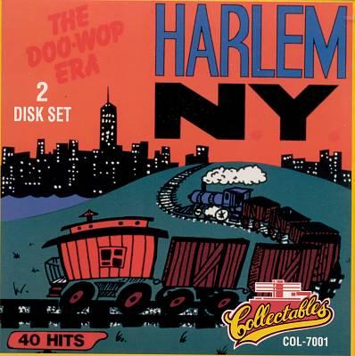 The Doo-Wop Era - Harlem, N.Y.: 40 Hits