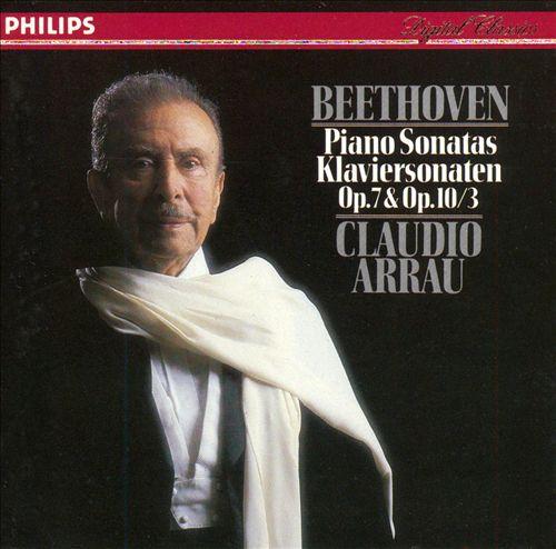 Beethoven: Piano Sonatas Op. 7 & Op. 10/3