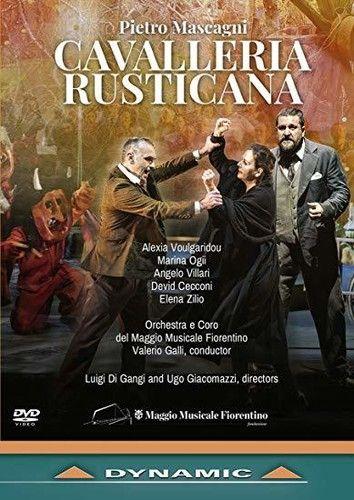 Pietro Mascagni: Cavalleria Rusticana [Video]