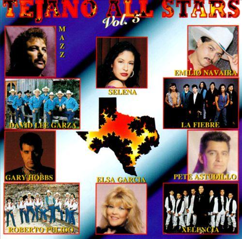 Tejano All Stars, Vol. 5