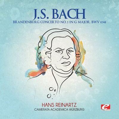 Bach: Brandenburg Concerto No. 3 in G major