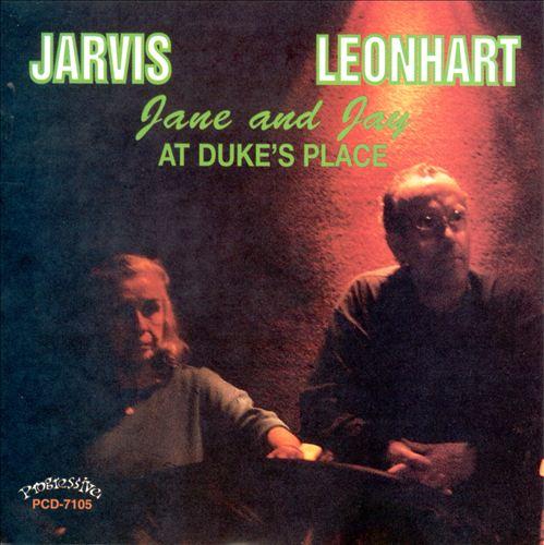 Janen Jarvis & Jay Leonhart at Duke's Place