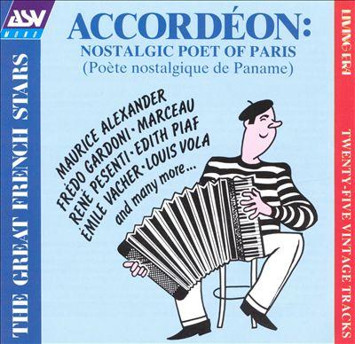 Accordéon: Nostalgic Poet of Paris