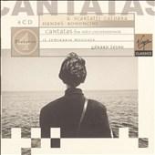 A. Scarlatti, Caldara, Handel, Bononcini: Cantatas for Solo Countertenor