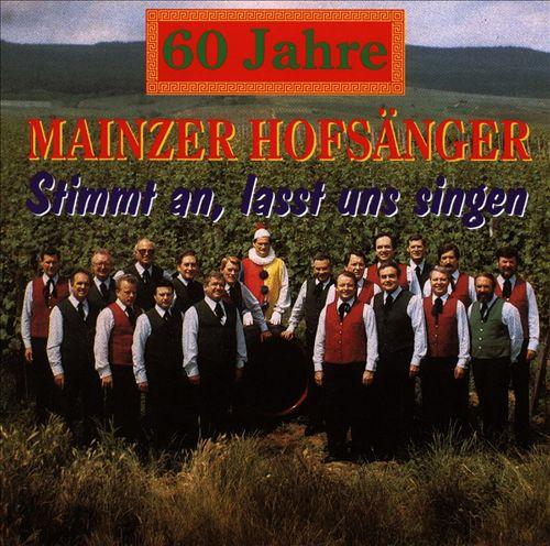 60 Jahre Mainzer Hofsänger