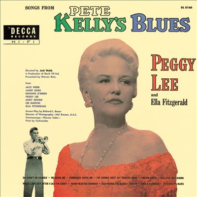 "Songs from ""Pete Kelly's Blues"""