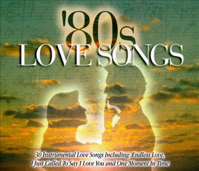 80's Instrumental Love Songs