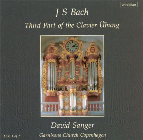 Allein Gott in der Höh sei Ehr (VI), chorale prelude for organ, BWV 676 (BC K8) (Clavier-Übung III/8)