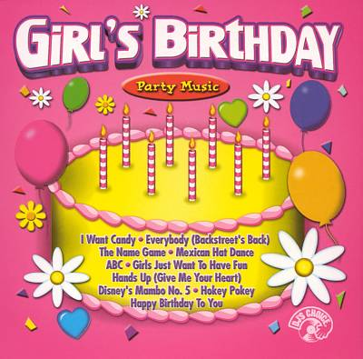 DJ's Choice: Girl's Birthday Party Music