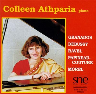 Colleen Athparia, piano