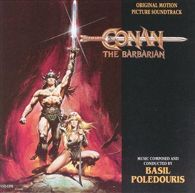 Conan the Barbarian [1982] [Original Motion Picture Soundtrack]