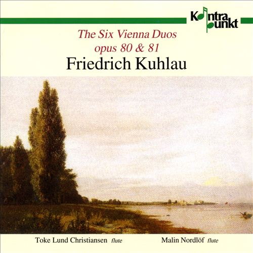 Friedrich Kuhlau: The Six Vienna Duos