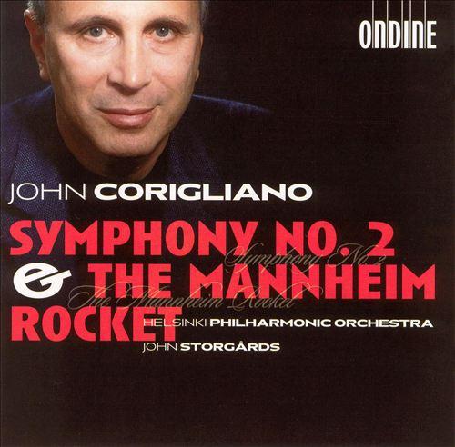 John Corigliano: Symphony No. 2 & The Mannheim Rocket