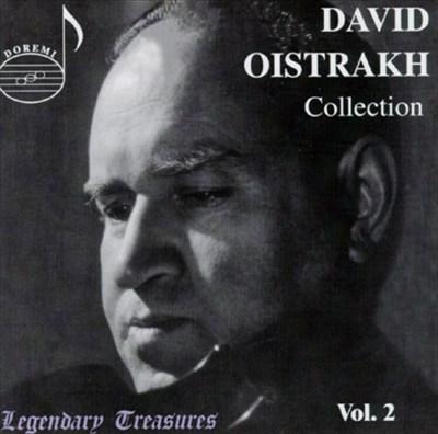David Oistrakh Collection, Volume 2