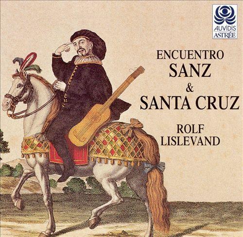 Encuentro Sanz & Santa Cruz